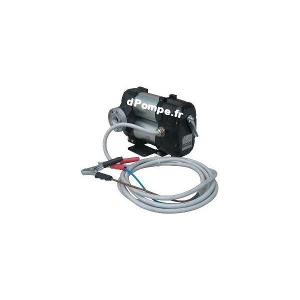 Pompe piusi de transvasement de gasoil a palettes bipump 24 v 85 l mn avec interrupteur et cable - Pompe de transvasement ...
