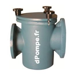 Pr filtre calpeda fonte pf 80 pour pompe piscine 40 m3 h for Prefiltre pompe piscine