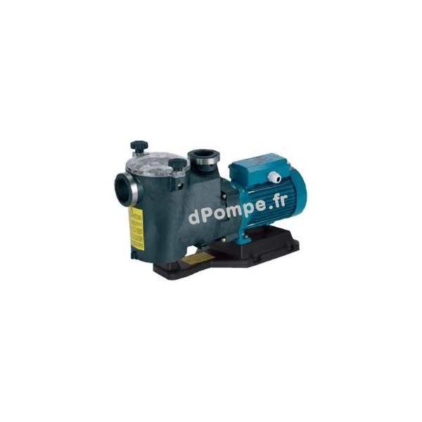 Pompe avec prefiltre pour piscine mpcm 21 a calpeda 3 a 15 for Prefiltre pompe piscine