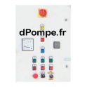 Armoire de Commande 11 kW Démarrage Étoile-Triangle 24A - dPompe.fr