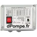 Coffret de Démarrage pour Pompe Monophasée 15,5 A - dPompe.fr