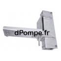 Support Inox pour Malaxeur de 5,5 à 9 kW - dPompe.fr