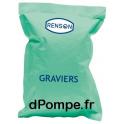 GRAVIER SILEX pour le Fonctionnement du Déferisseur Sac de 25 kg - dPompe.fr