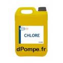 Bidon 10 kg CHLORE Traitement des Bactéries et Maitrise du Biofilm Oxydation du Fer PH Acide - dPompe.fr