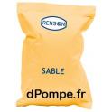 SABLE pour le Fonctionnement du Déferisseur 0,8 - 1,25 mm Sac de 25 kg - dPompe.fr