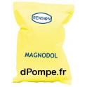 MAGNODOL Média Filtrant pour la Déferrisation de l'Eau (Augmente le PH et le TH) Sac de 25 kg - dPompe.fr