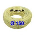 Tuyau Spiralex Ø 150 mm Intérieur - dPompe.fr