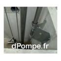 Support de Fixation Murale Acier Galvanisé pour Pompes Verticales DN 250 mm - dPompe.fr
