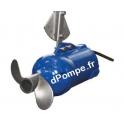Agitateur Submersible Fonte Ebara GV17A471T1-4V2KA0 Tri 400 V 0,7 kW - dPompe.fr
