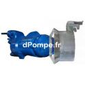 Agitateur Submersible Fonte Ebara GV18B471T1-4C6KA0 Tri 400 V 1,1 kW avec Concentrateur de Flux - dPompe.fr