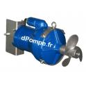 Agitateur Submersible Fonte Ebara GV19B409T1-4T6KA0 Tri 400 V 2,3 kW - dPompe.fr