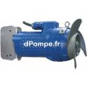 Agitateur Submersible Fonte Ebara GV37B810R1-4T6KA2 Tri 400 690 V 2 kW - dPompe.fr
