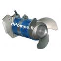 Agitateur Submersible Fonte Ebara GV40B813R1-4T6KA2 Tri 400 690 V 2,5 kW - dPompe.fr