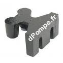 Support Fonte Barres de Guidage pour DW-DW VOX - dPompe.fr