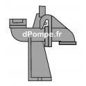 Kit Pied d'Assise Ebara LS 50 - dPompe.fr