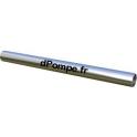"""Barre de Guidage Ronde pour 1"""" Inox 316 (Ø intérieur 27,3mm, Ø extérieur 33,7mm) - dPompe.fr"""