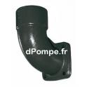 """Coude Ebara Bride DN65 Taraudé GCF2""""1/2 - dPompe.fr"""