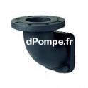Coude Ebara Bride DN80 GCDN80/L - dPompe.fr