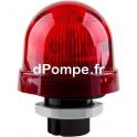 MOUNTING LIGHT RED 230V AC