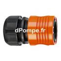 Raccord Rapide Plastique Ø 15 - 19 - dPompe.fr