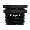 """Réduction Concentrique Polypropylène Mâle Femelle à Visser 2""""1/2 (66 x 76) x 1""""1/4 (33 x 42) - dPompe.fr"""