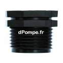 """Réduction Concentrique Polypropylène Mâle Femelle à Visser 2""""1/2 (66 x 76) x 1""""1/2 (40 x 49) - dPompe.fr"""
