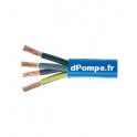 Câble Électrique Alimentaire Blindé RBE - 4G 2,5 mm2