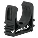 Collier Clip Polypropylène Pince Ouverte Ø 32 - dPompe.fr