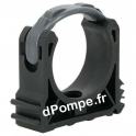 Collier Clip Polypropylène Pince Fermée Ø 63 - dPompe.fr