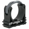 Collier Clip Polypropylène Pince Fermée Ø 75 - dPompe.fr