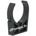 Collier Clip Polypropylène Pince Ouverte Ø 63 - dPompe.fr