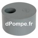 Tampon Réduit Simple PVC Évacuation Mâle Femelle 110 x 75 - dPompe.fr