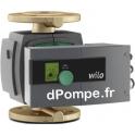 Circulateur Wilo Stratos-Z 40/1-12 de 6 à 21 m3/h entre 12 et 4 m HMT Mono 230 V 550 W Brides DN 40