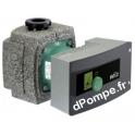 """Circulateur Wilo Stratos 25/1-10 PN16 de 3,3 à 8 m3/h entre 10 et 4 m HMT Mono 230 V 190 W Fileté 1""""1/2"""