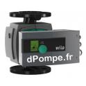 Circulateur Wilo Stratos 40/1-8 PN16 de 7,5 à 14 m3/h entre 7 et 4 m HMT Mono 230 V 300 W Brides DN 40