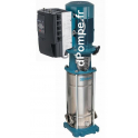 Pompe de Surface Calpeda MXVL 50-1509 BO EI Inox 316 de 8 à 24 m3/h entre 118 et 51 m HMT Tri 400 V 7,5 kW - dPompe.fr