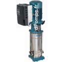 Pompe de Surface Calpeda MXVL 50-2001 BO EI Inox 316 de 10 à 28 m3/h entre 13 et 4 m HMT Tri 400 V 1,1 kW - dPompe.fr