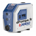 Surpresseur Pedrollo DG PED 3 de 0,3 à 4,8 m3/h entre 55 et 10 m HMT Mono 230 V 0,75 kW - dPompe.fr