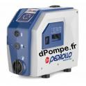 Surpresseur Pedrollo DG PED 5 de 0,3 à 7,2 m3/h entre 55 et 10 m HMT Mono 230 V 0,75 kW - dPompe.fr