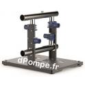 Kit Connexion Rapide pour 2 Surpresseurs Pedrollo DG PED - dPompe.fr