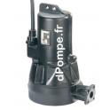 Pompe de Relevage Wilo Drain MTC 40F16.15/7-A de 1 à 15 m3/h entre 16,5 et 2 m HMT Tri 400 V 0,7 kW - dPompe.fr