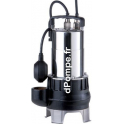 Pompe de Relevage Wilo-Drain TC 40/10-1-230-SF de 2 à 21,5 m3/h entre 10,1 et 0,5 m HMT Mono 230 V 0,6 kW - dPompe.fr
