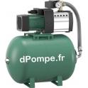 Surpresseur Wilo HiMulti 3 H 20/2-24 P de 0,4 à 4,6 m3/H entre 39 et 14 m H MT Mono 230 V 0,4 kW Auto-amorçante - dPompe.fr