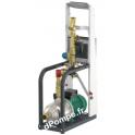 Surpresseur 1 Pompe Wilo Sinum Pump M02 de 0,8 à 2 m3/h entre 35 et 12 m HMT Mono 230 V 0,6 kW - dPompe.fr