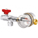 Dispositif de Remplissage pour le Dégazage Wilo Top-up Unit 2.2 (à impulsion) - dPompe.fr