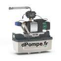 Récupérateur d'Eau de Pluie Wilo RAIN1-45 EM de 0,6 à 6,6 m3/h entre 53 et 12 m HMT Mono 230 V 0,8 kW - dPompe.fr