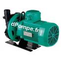Pompe de Surface Wilo BAC 40-125/0.75/2-DM/R-2 - IE3 de 3 à 22 m3/h entre 17,4 et 4 m HMT Tri 400 V 0,75 kW - dPompe.fr
