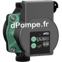 Circulateur Wilo Varios PICO-STG 25/1-8 de 1,2 à 4,4 m3/h entre 7,8 et 1 m HMT Mono 230 V 75 W - dPompe.fr