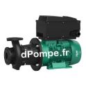 Pompe de Surface Wilo CronoBloc BL-E 80/250-7,5/4-R1 de 13 à 128 m3/h entre 20 et 15 m HMT Tri 400 V 7,5 kW - dPompe.fr