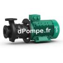 Pompe de Surface Wilo CronoBloc BL 40/150-0,55/4 de 3 à 33 m3/h entre 7,3 et 3,5 m HMT Tri 400 V 0,55 kW - dPompe.fr